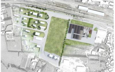 Esquisse logements L'ISLE/SORGUE (84)